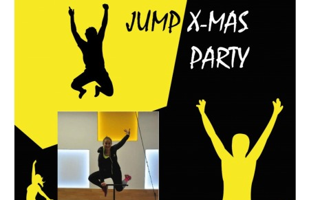 JUMPING X-MAS PARTY s Ádou v sobotu 7.12.!